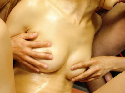 Hot Asian cougar gets humiliated and fucked hard