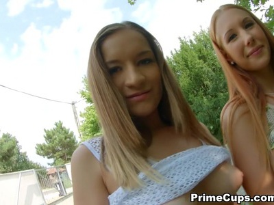 Kyra Hot & Yuliana