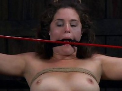 Masked gal is coercive to lick masters hard boots
