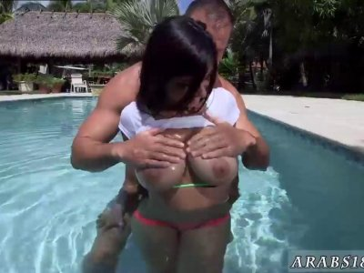 Arab marine My very first Creampie