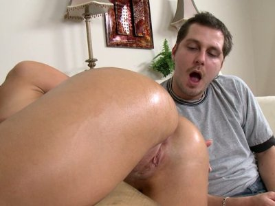 Extremely hot black head Mackenzee Pierce rides and sucks a cock greatly