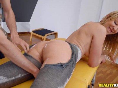 Lusty In Leggings