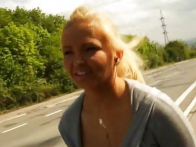 The love of money drives girl to ride dudes pecker