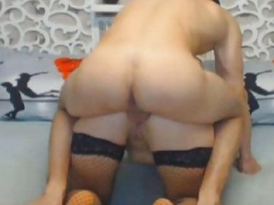 Amazing Babe Gets Anal Fucked From Behind on live