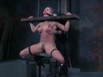 Sexy Toy Torturing For Sexy Adorable Cutie